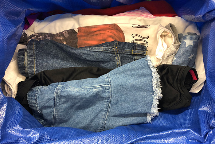 children's clothing second hand 1 category