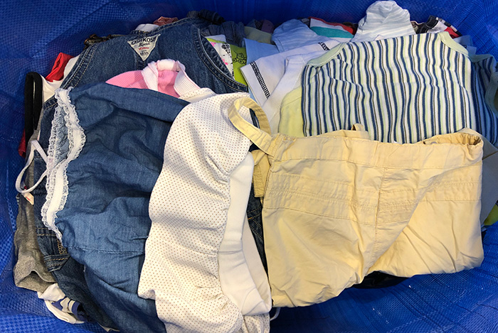 Sorted Clothes second hand for babies autumn-winter 1 category